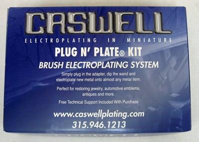 Plug N' Plate® Kits - Brush Plating Products - Plating Kits